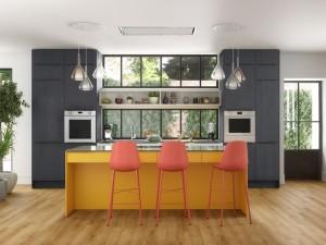 La cuisine (re)prend des couleurs !