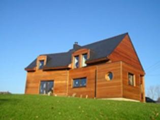 La construction d'une maison à ossature bois : l'exemple des Maisons Nature et Bois