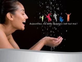"""La salle de bains : une """"pièce à vivre"""""""