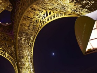 Tour Eiffel : une métamorphose signée A. Ducasse