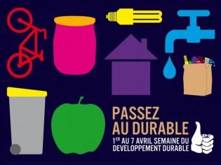 Passez au durable en 2008 !