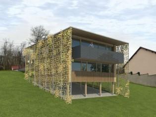 "Architecture durable : le ""gîte urbain"" d'H. Kaufmann"