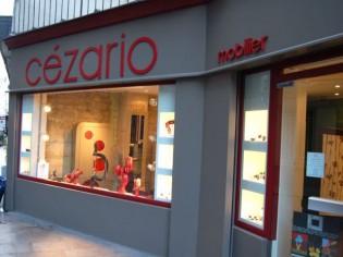 Invitation au voyage dans le nouvel atelier Cézario à Paris