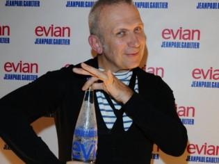 Jean-Paul Gaultier se jette à l'eau