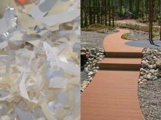 Innovation : Du papier adhésif au revêtement outdoor