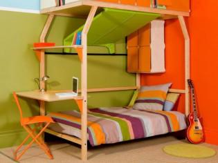 Matali Crasset met sa créativité au service des enfants