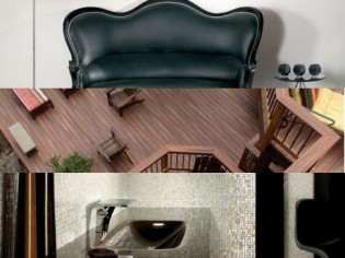 Les tendances déco 2011 selon Carlin International pour Point P