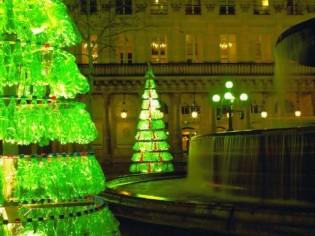 Paris fait de la récup' pour ses illuminations