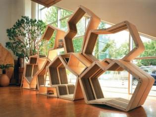 Minimaousse, l'architecture à l'échelle des enfants