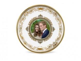 Mariage princier : la déco s'en mêle