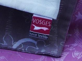 Un label pour le textile des Vosges