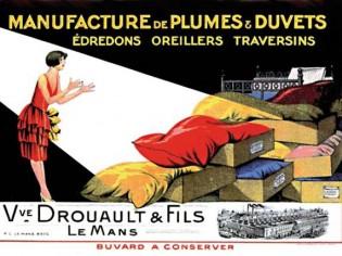 162 ans de succès pour les oreillers 100% français de Drouault
