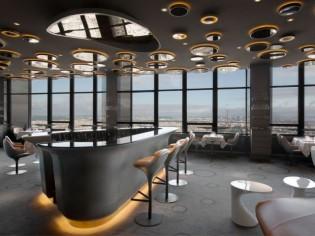 Le Ciel de Paris, un restaurant miroir du paysage