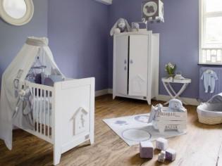 Dix chambres de bébé, dix ambiances