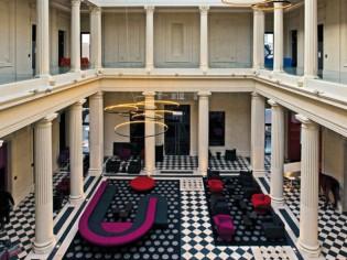 Le palais de justice de Nantes devient un hôtel 4 étoiles