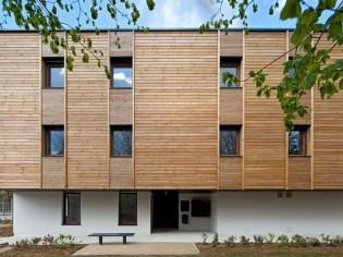 Des logements bois très haute performance énergétique