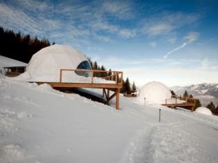 12 hébergements insolites à la montagne