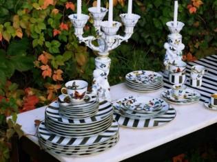 Christian Lacroix se lance dans les arts de la table