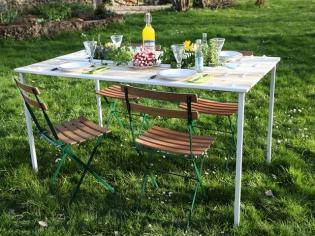 Créez votre propre table végétale