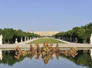 Hommage national à A. Le Nôtre, le plus célèbre jardinier de France