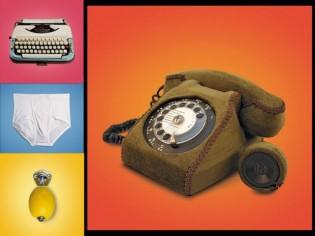 Les objets oubliés vus par Ariel Wizman