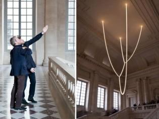 Les Bouroullec investissent le château de Versailles