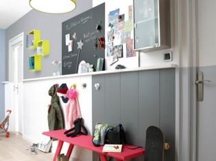 10 idées malignes pour aménager et décorer son entrée