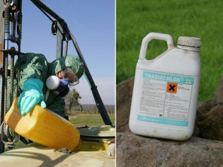 Sensibilisation nationale aux dangers des pesticides