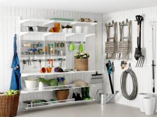 Solutions pratiques pour gagner de la place dans son garage