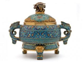 L'art chinois envahit l'espace des arts décoratifs