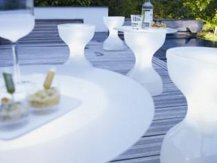 Une sélection de mobilier d'extérieur confortable et pratique