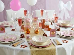Dix astuces déco pour des tables de fêtes pleines de vie