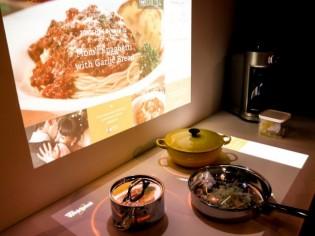 La cuisine connectée, star du CES 2015
