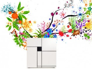 Parfumer sa maison grâce à une machine à capsules