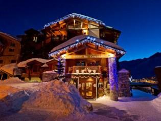 Hôtel Les Campanules : charme et tradition familiale au pied des pistes
