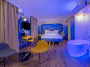 Dix idées déco inspirées d'hôtels design