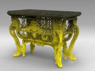 Le mobilier de Versailles se fait hacker !