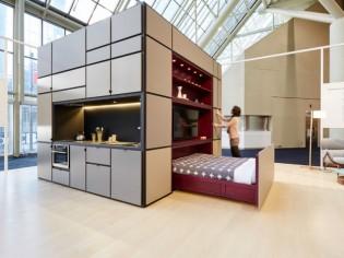 Solutions gain de place : des meubles à habiter