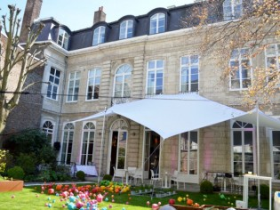 Le Clarance, entre hôtel de luxe et maison de famille