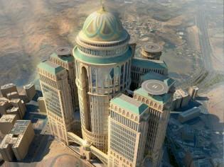 La Mecque aura le plus grand hôtel du monde