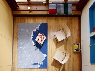 Plongeon dans l'Appartement 50 de Le Corbusier