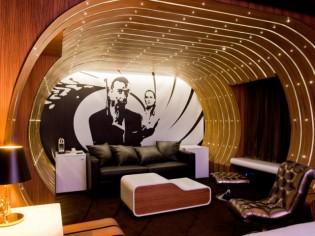 Seven Hotel : dormez dans les bras de James Bond...