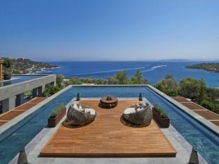 Hôtel Mandarin Oriental Bodrum : destination de rêve au coeur de la péninsule turque