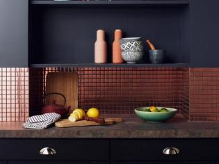 Déco : la tendance du cuivre rosé à tout prix !