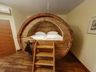 Insolite : Dormir dans des lits qui ne ressemblent pas à des lits !