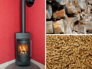 Bois/granulés : quel combustible choisir pour mon poêle à bois ?