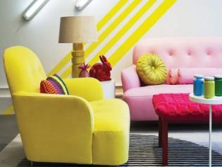 Tendance jaune soleil : comment l'intégrer dans mon intérieur ?