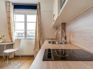 Un coin cuisine dans un studio : 10 kitchenettes astucieuses