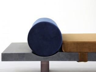 Du mobilier design en pierre de lave