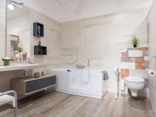 Accessibilité : 3 manières d'aménager sa salle de bains